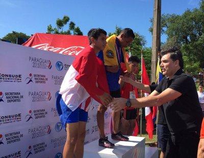 Cazal suma la cuarta para Paraguay