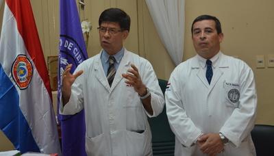 Nuevo Decano y Vice Decano en la Facultad de Ciencias Médicas UNA
