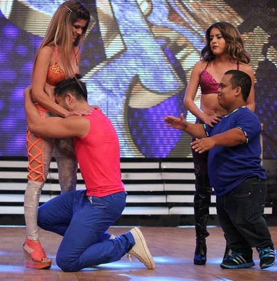 Mortero y Kchorrita, eliminados del Baila