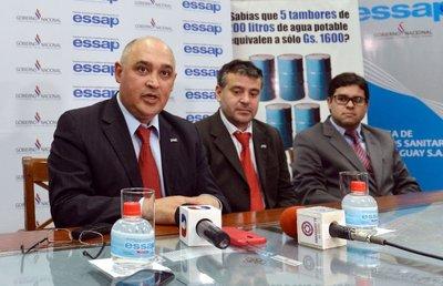 Sorpresivo cambio de directores en Essap