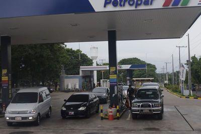 Reducción de precios dispara ventas minoristas de Petropar
