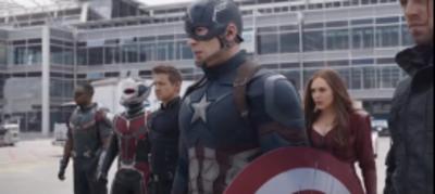 HOY / Nuevo avance del Capitán América: ¿de qué lado estás?