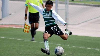 Ronaldo Zinedin, promesa mexicana
