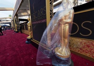 Todo a punto en Hollywood para la 88 edición de los Óscar