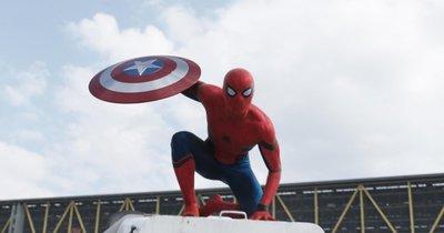 """Spider-Man va a la guerra: avance de """"Capitán América: Civil War"""""""