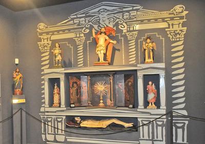 Museos sacros invitan a apreciar sus reliquias esta Semana Santa