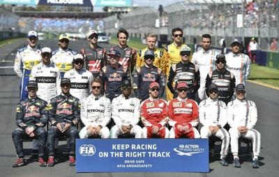 Los pilotos estallan contra el gobierno de la F1