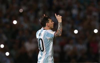 Argentina con su victoria pone la mira en Uruguay y Ecuador