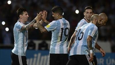 Argentina derrota a Bolivia sin mucho esfuerzo