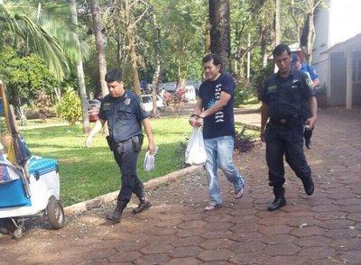 Supuestos autores de megaevasión van a la cárcel de Coronel Oviedo