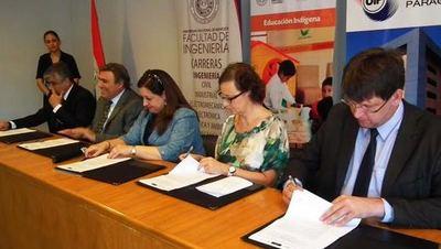Firman acuerdo en el marco de la formación profesional – ADN