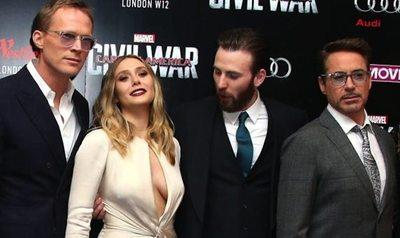 "Escote dejó jurujai al ""Capitán América"""