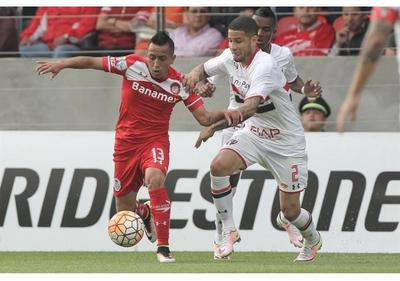 3-1. Sao Paulo avanza a cuartos de final pese a derrota ante el Toluca