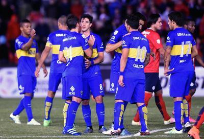 Boca y Rosario Central completan cuadro de cuartos de final de la Libertadores
