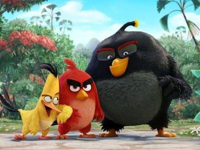 """""""Angry Birds"""" despliegan sus alas"""