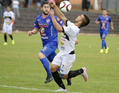 Deportivo Caaguazú se consolida en la punta