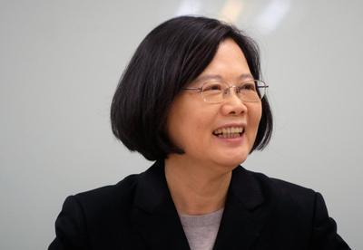 Una mujer asumirá la presidencia de Taiwán por primera vez