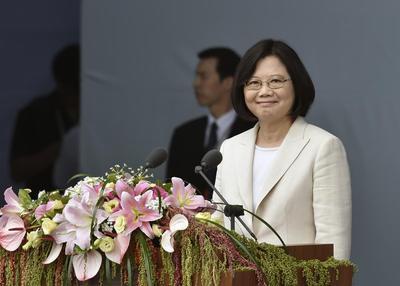 """Nueva presidenta de Taiwán aboga por """"diálogo positivo"""" con China"""