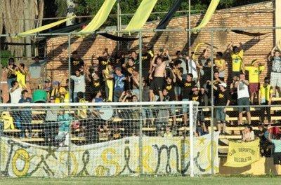 Deportivo Recoleta es el campeón de la Primera C
