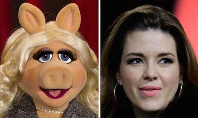 """""""Donald Trump me llamó 'Miss Piggy'"""""""