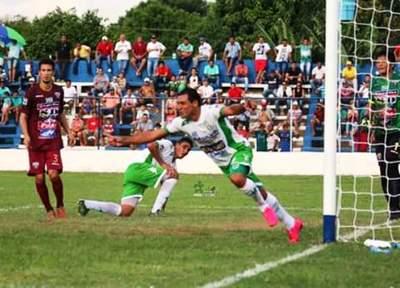 Caaguazú sigue siendo El Rey de la Intermedia y el Independiente, ya es su Príncipe