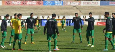Bolivia, con 16 de los 23 convocados