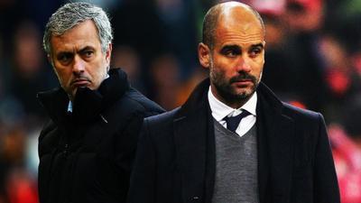 Mourinho y Guardiola vuelven a verse las caras