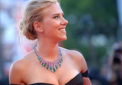 Scarlett Johansson sufre nueva filtración de fotos íntimas