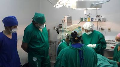 Pacientes de Caaguazú se beneficiarán con cirugías reconstructivas gratuitas