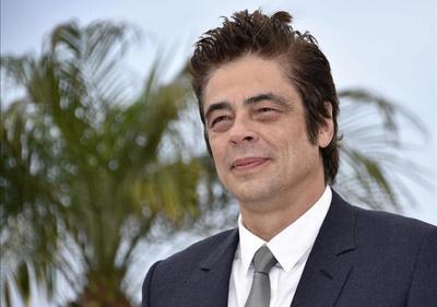 Benicio del Toro defiende su orgullo latino