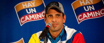 Excluyen las firmas de Capriles y Tintori de solicitud de referendo