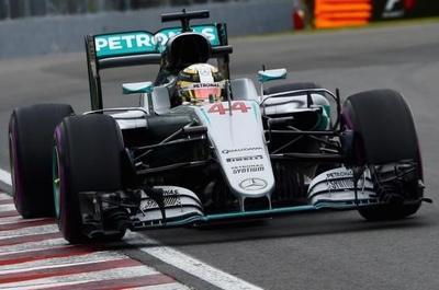 Hamilton (Mercedes) gana su quinto Gran Premio de Canadá1