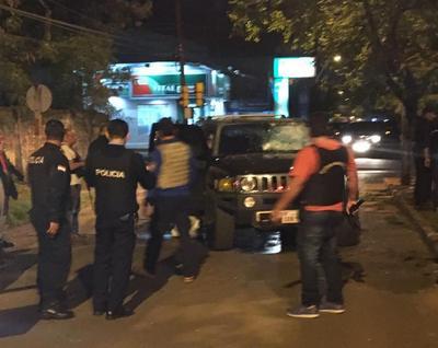 En atentado tipo comando asesinan a empresario Jorge Rafaat Toumani