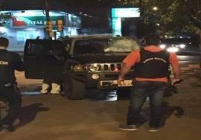 Guerra de narcos: Divulgan vídeo que capta los minutos de terror en PJC