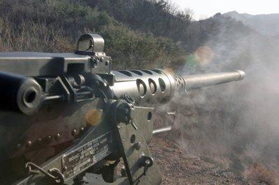 ¿Cómo era la ametralladora que mató a Rafaat?