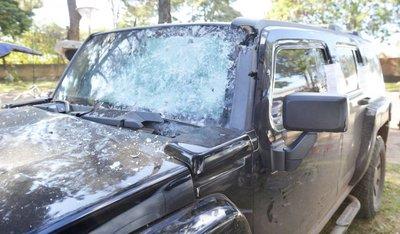Policía retiró a sus hombres de zona del atentado contra Rafaat