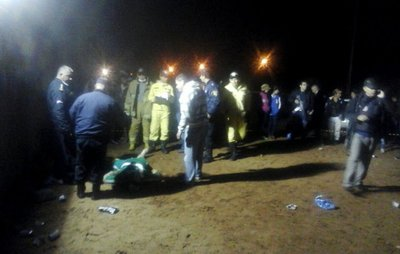 Serie de balaceras y persecuciones en Pedro Juan deja tres muertos