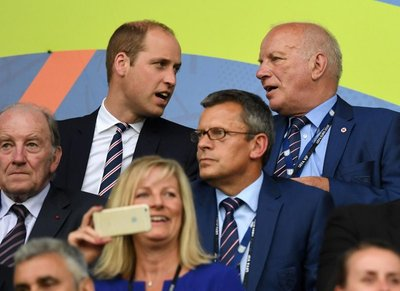 El dilema de la familia real en la Eurocopa