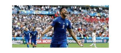 Italia apaga al campeón