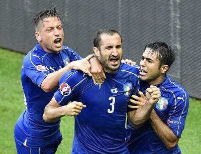 Eurocopa: Una Italia superior pone fin a un ciclo en España
