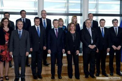 Argentina aborda con la UE el acuerdo con Mercosur y el litigio por biodiesel
