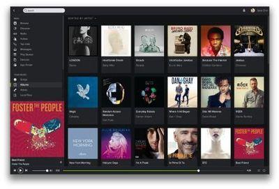 El streaming musical supera al video en EE.UU. por primera vez