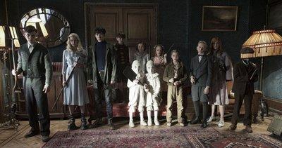 """Tim Burton humaniza los superpoderes y la peculiaridad en """"Miss Peregrine"""""""