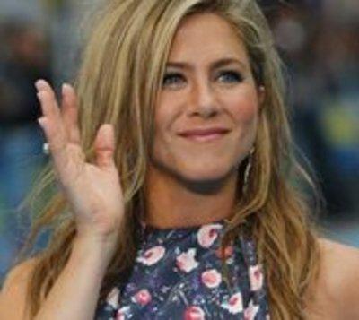 Jennifer Aniston, harta de la prensa del corazón