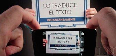 Permite traducir texto sin internet