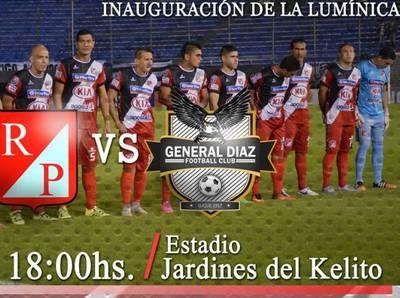River Plate inaugura su lumínica