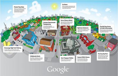 Google con récord en solicitudes de datos gubernamentales