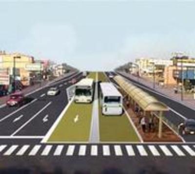 Metrobús no llegará al centro de San Lorenzo