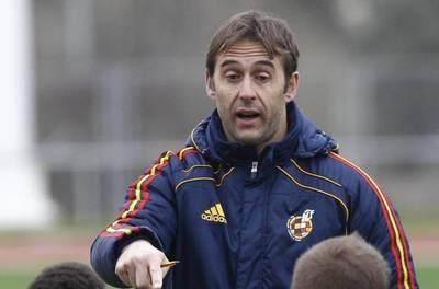 Arrancó la era de Julen Lopetegui en la Selección de España