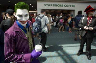 Comic-Con, de nuevo el epicentro de la cultura popular